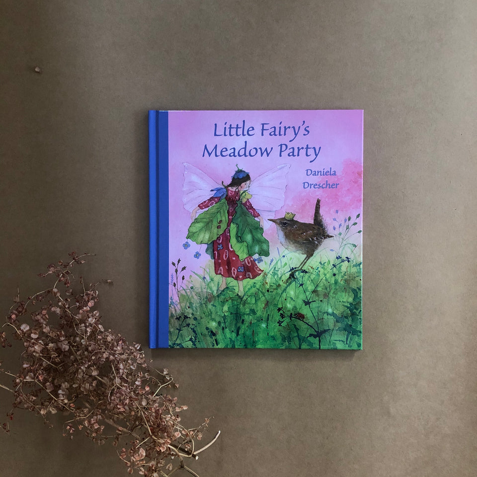 LITTLE FAIRY'S MEADOW PARTY ~ DANIELA DRESCHER