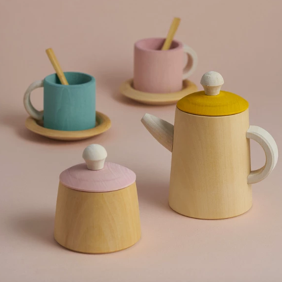 PASTEL TEASET preorder for September