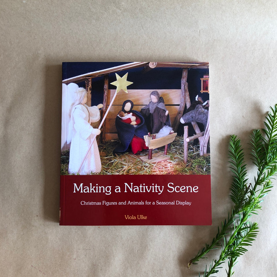 MAKING A NATIVITY SCENE