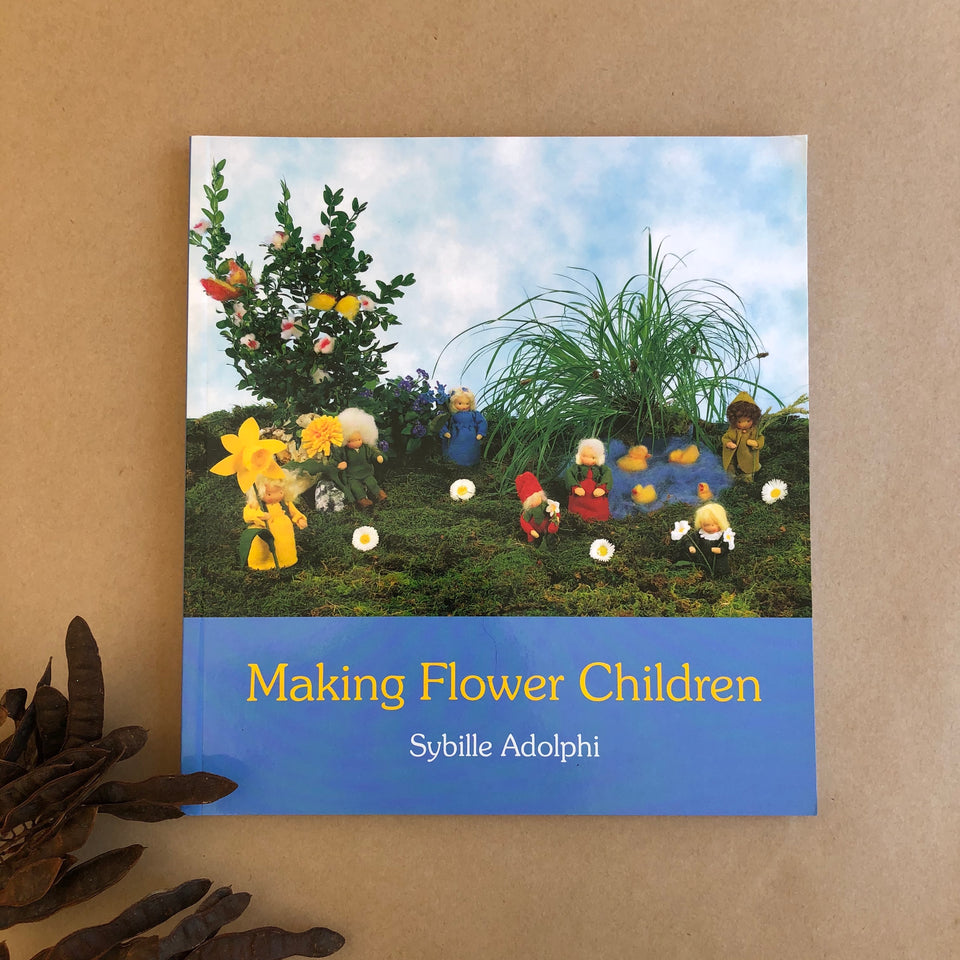 MAKING FLOWER CHILDREN ~ SYBILLE ADOLPHI