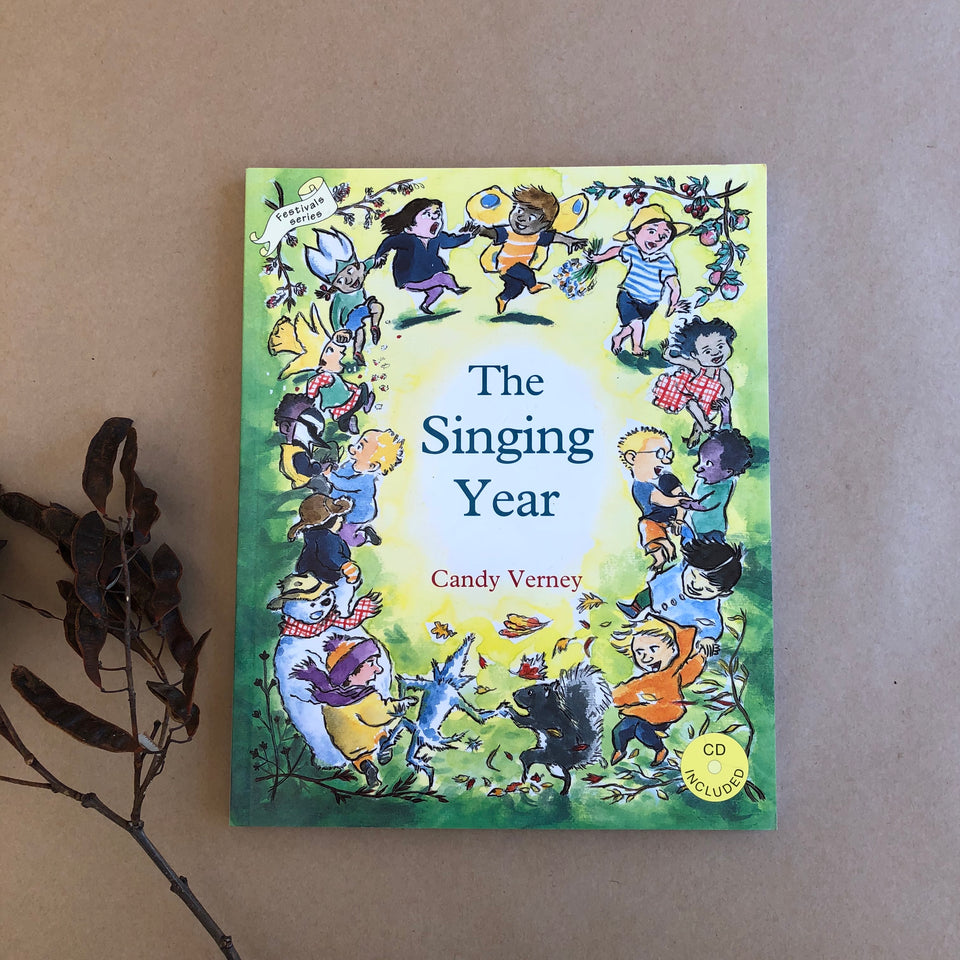THE SINGING YEAR ~ CANDY VERNEY