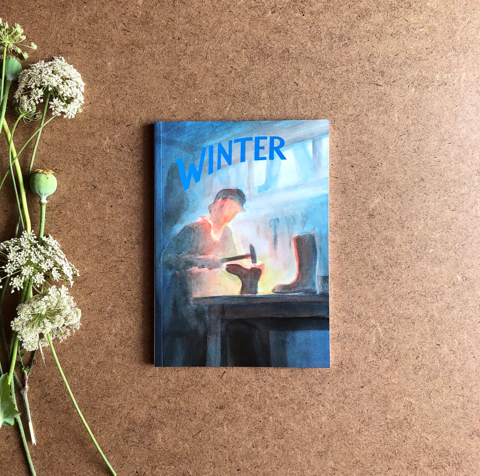 WINTER ~ A COLLECTION OF POEMS, SONGS & STORIES FOR YOUNG CHILDREN