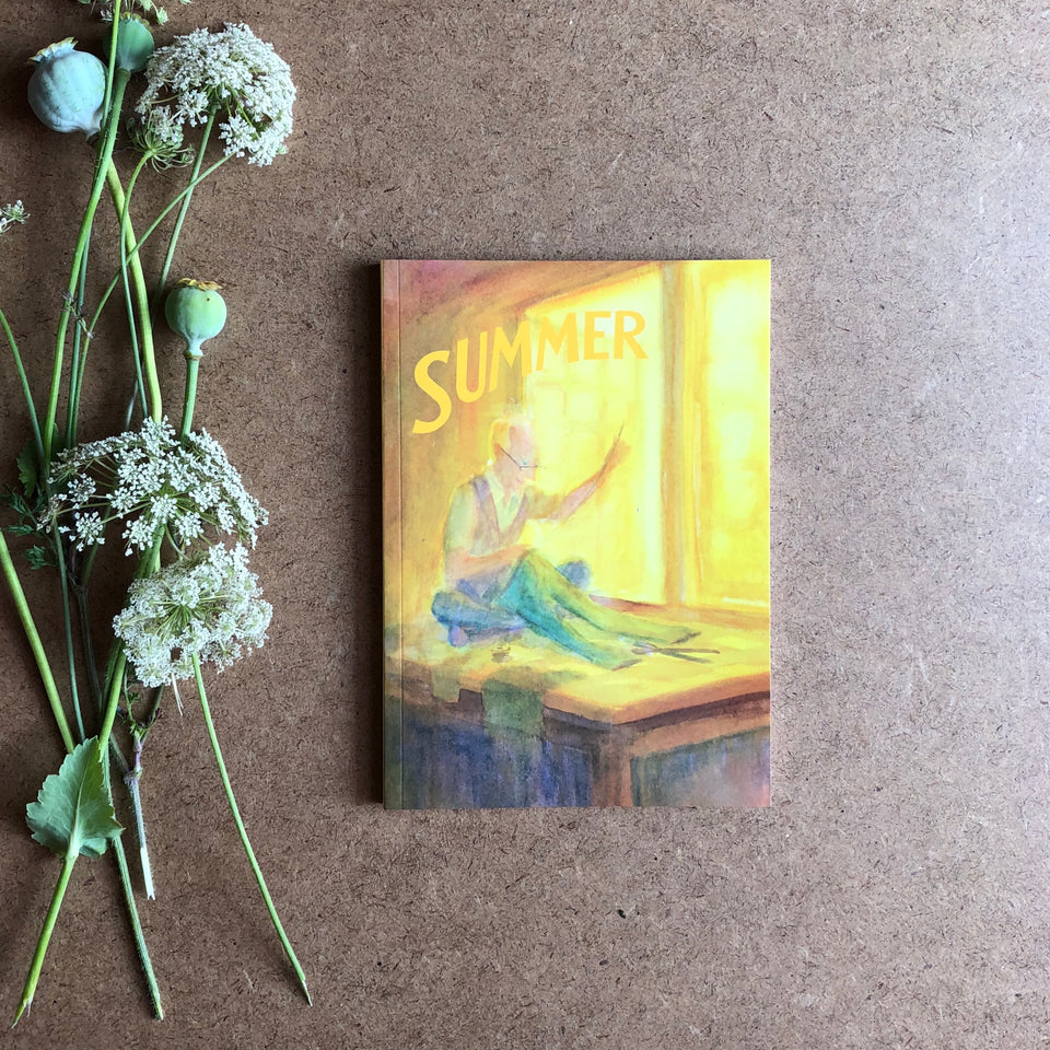 SUMMER ~ A COLLECTION OF POEMS, SONGS & STORIES FOR YOUNG CHILDREN