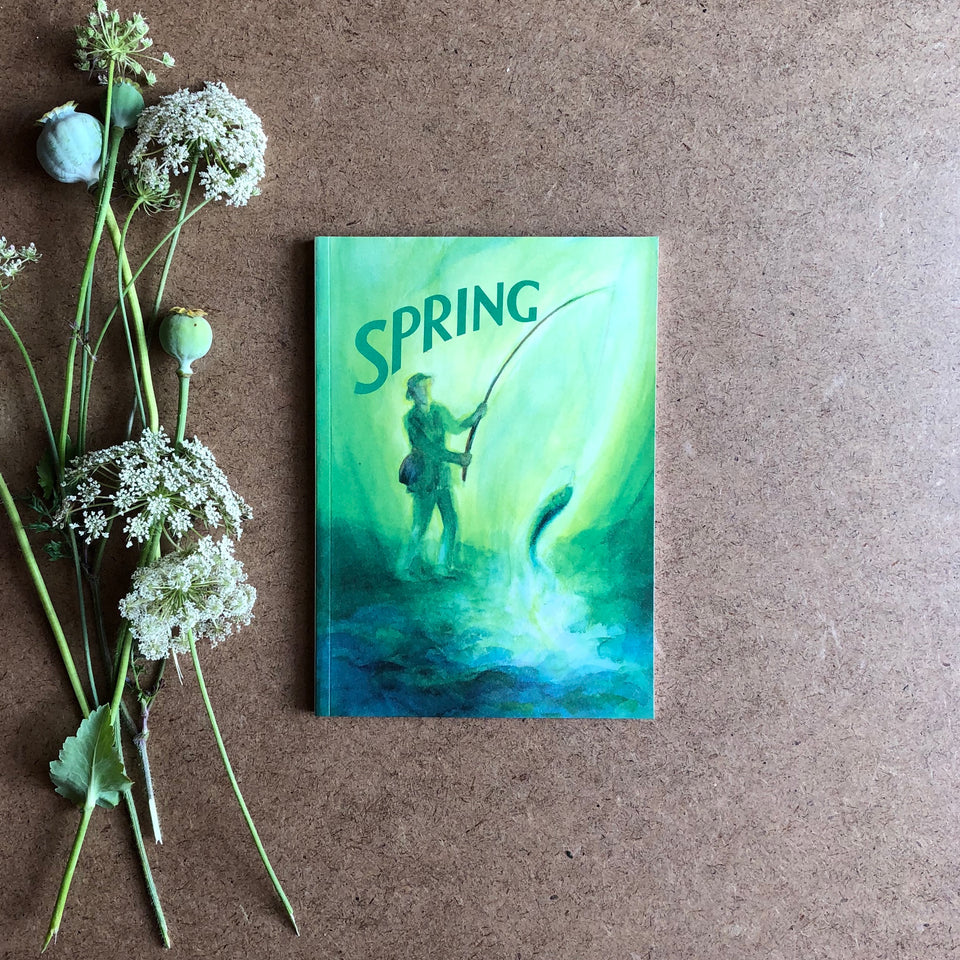 SPRING ~ A COLLECTION OF POEMS, SONGS & STORIES FOR YOUNG CHILDREN
