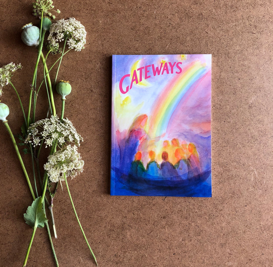 GATEWAYS ~ A COLLECTION OF POEMS, SONGS & STORIES FOR YOUNG CHILDREN