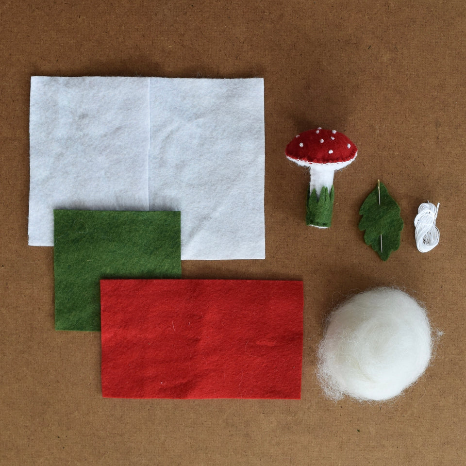 TOADSTOOL CRAFT KIT
