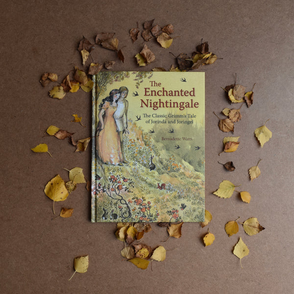 ENCHANTED NIGHTINGALE ~ BERNADETTE WATTS