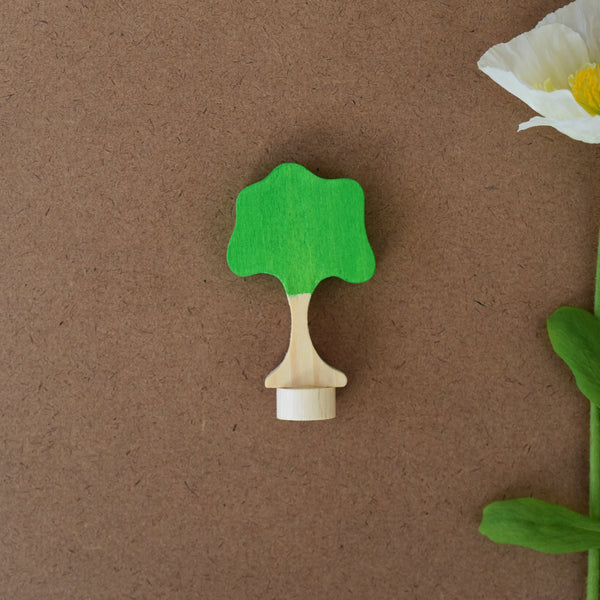 GREEN TREE ~ CELEBRATION RING DECORATION ~ GRIMMS