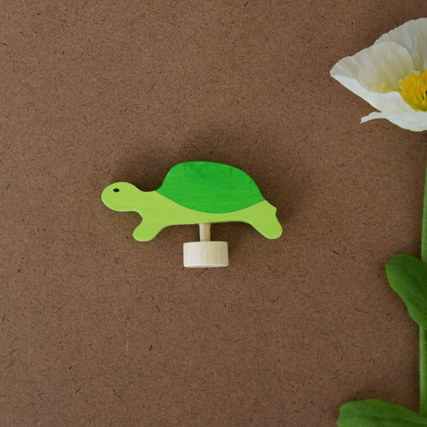 TURTLE ~ CELEBRATION RING DECORATION ~ GRIMMS