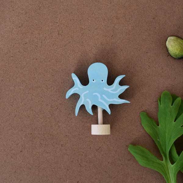 OCTOPUS ~ CELEBRATION RING DECORATION ~ GRIMMS