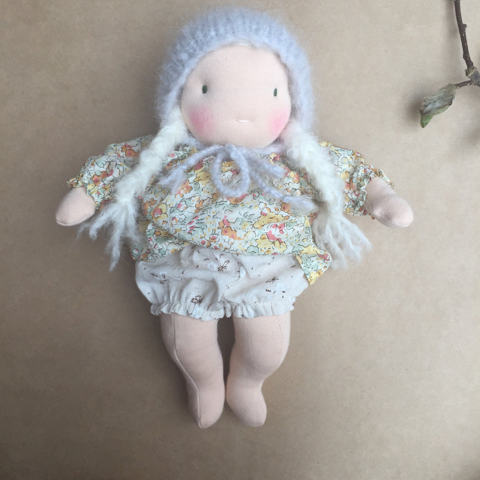 SEEETPEA~ small Waldorf doll