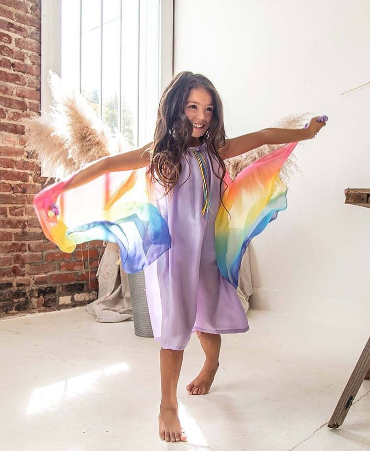 FAIRY WINGS ~EARTH SILKS~ SARAH'S SILKS