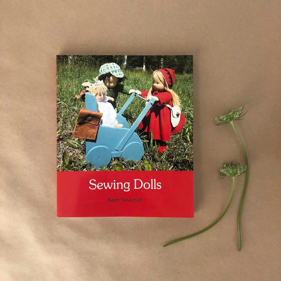 SEWING DOLLS~ KAREN NUESCHUTES