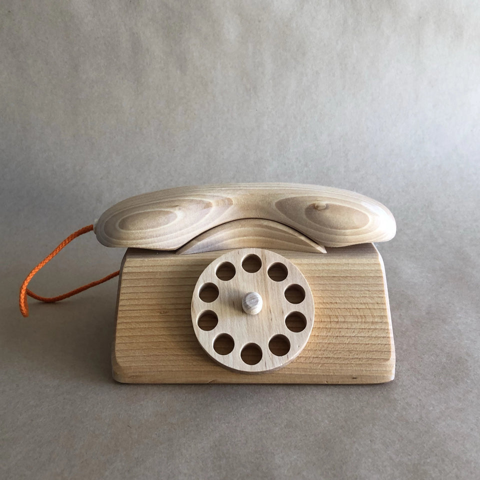 WOODEN TELEPHONE ~ GRIMMS