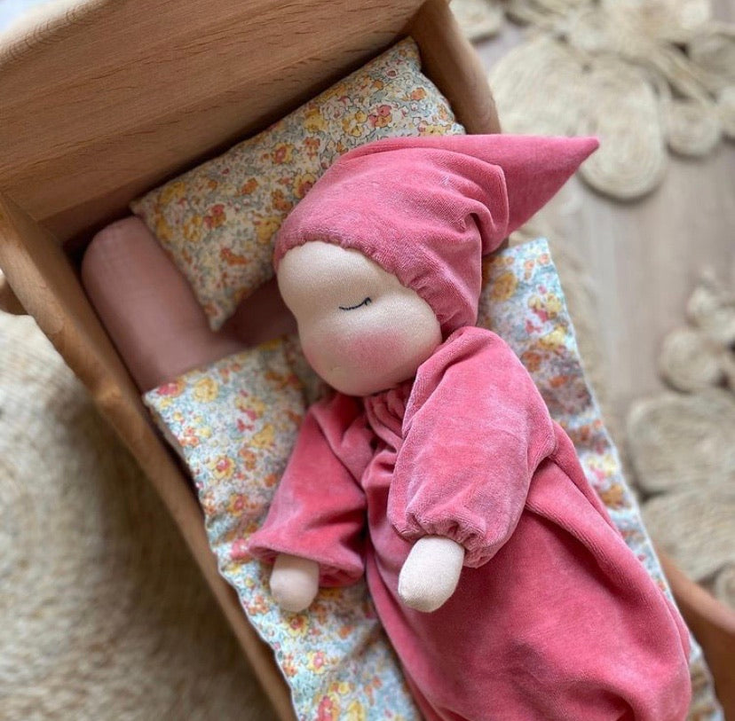 WEIGHTED BABY WALDORF DOLL ~ 35cm