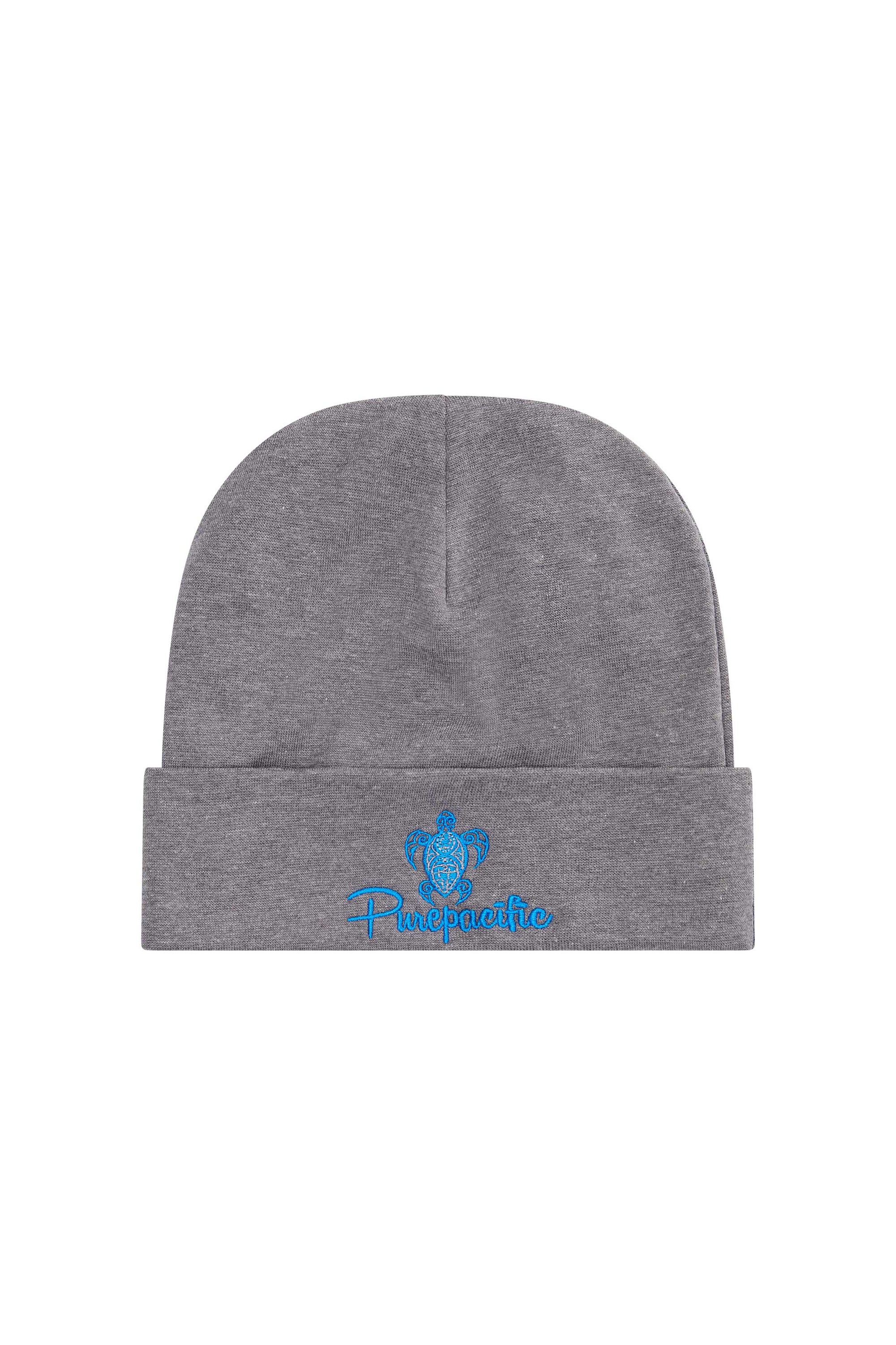 Embroidered Unisex Organic RPET Beanie