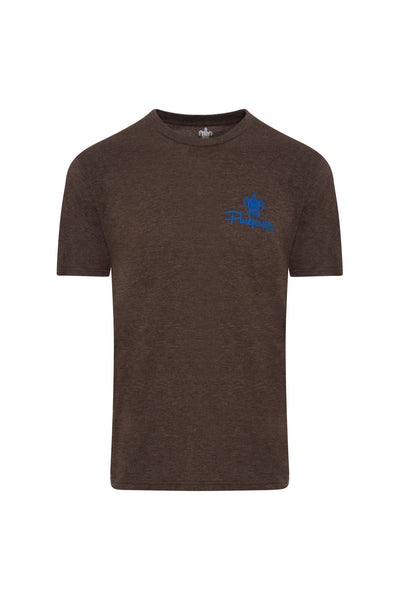 Men's small logo Organic RPET Tee