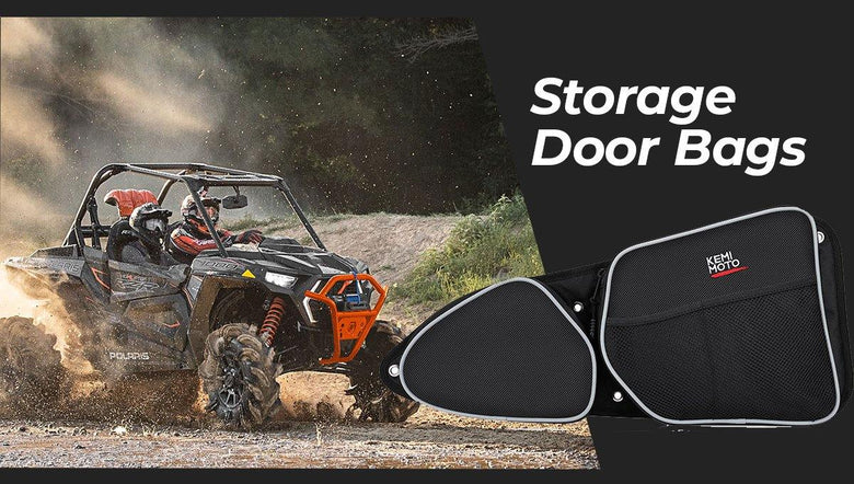Storage Bags--Travel Essentials For UTV