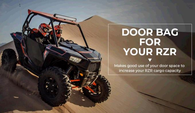 Door Bags For Your RZR-KEMIMOTO