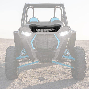RZR Hood Scoop Ersatz-Lufteinlass-Kit Kompatibel mit Polaris 2014-2019 RZR XP Turbo / XP4 Turbo