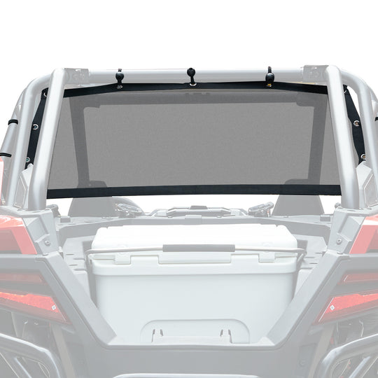Polaris RZR PRO XP Soft Rear Window Net Mesh Sun UV Protection 2020