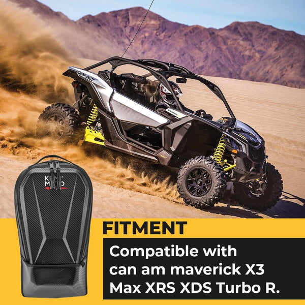Can Am Maverick X3 Shoulder Storage Bag XRS XDS Turbo R Max. - KEMIMOTO