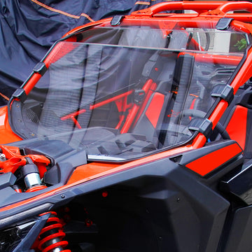 Can-Am Maverick X3 Full Windshield Heavy Duty Scratch Resistant (Only For USA)