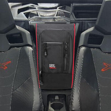 Can Am Maverick X3 Door Strorage Bags & Center Shoulder Console Storage Bag Bundle ($10 off)