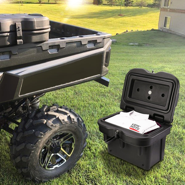 Polaris Ranger 400 425 570 600 700 800 900 UTV Cargo Storage Device Bed Box General 1000 - Kemimoto