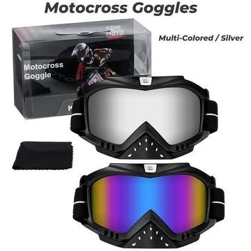 Adjustable Riding Offroad Goggles