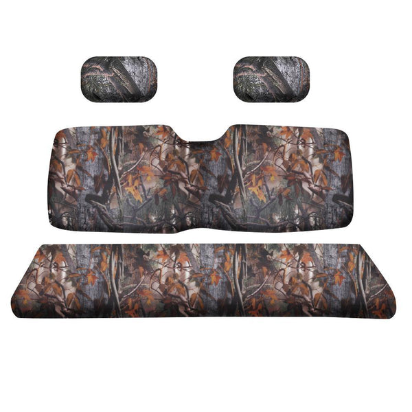 Polaris Ranger 500 700 800 Cushion Cover Camouflage Pattern 900D - Kemimoto