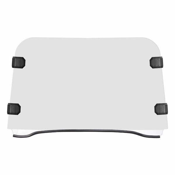 "1/4"" Thick Full Windshield Windscreen for Polaris RZR - Kemimoto"