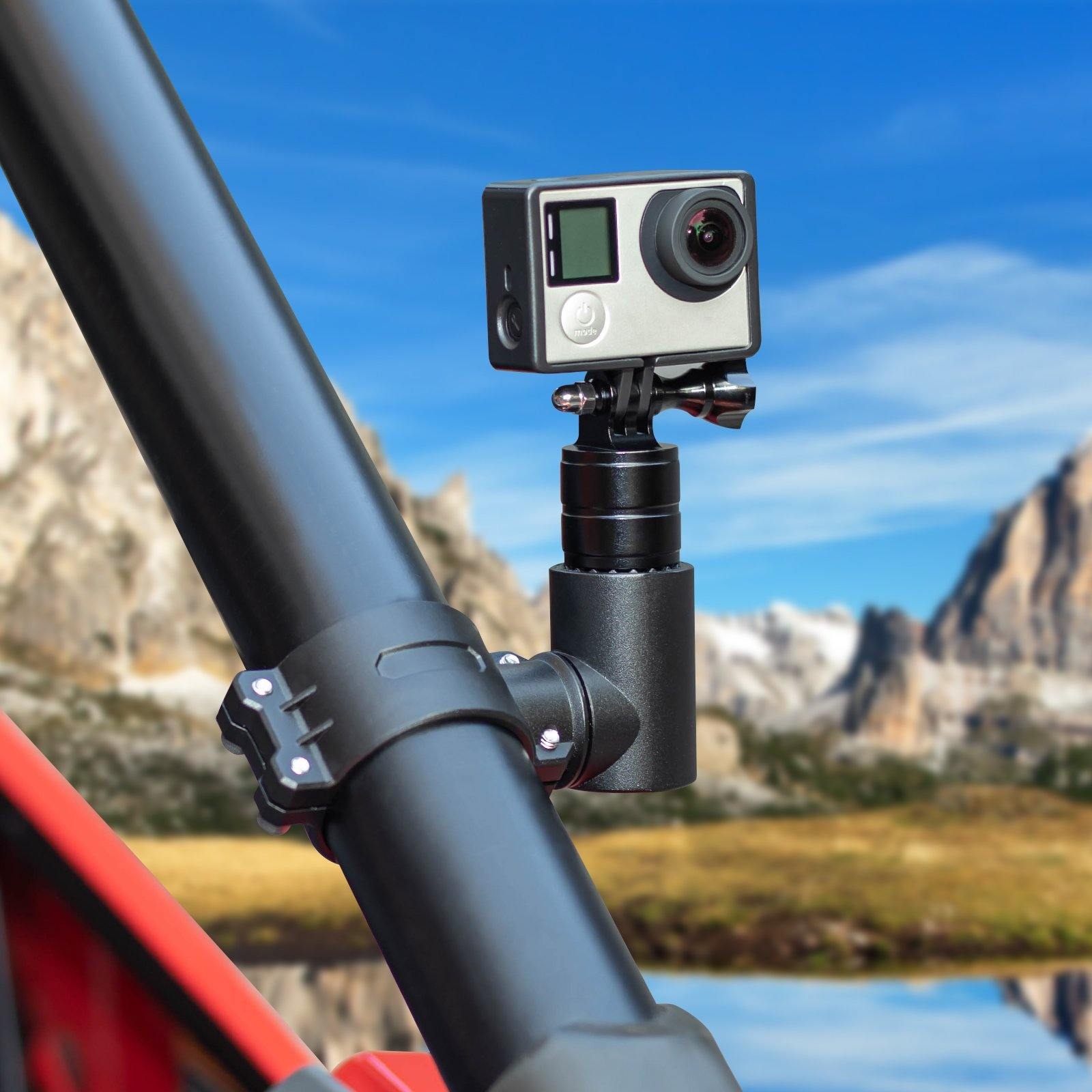 Go Pro Camera Holder Suitable for 1.75-2 inch roll bar - KEMIMOTO