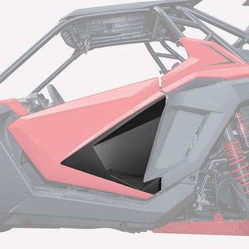 2020 Polaris RZR PRO XP UTV Aluminum Lower Doors Inserts #2883765