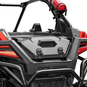 Storage Rear Cargo Box Compatible with 2021 2020 Polaris RZR PRO XP / 4