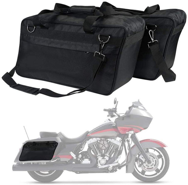 Motorcycle Hard Saddlebag Liners - Kemimoto