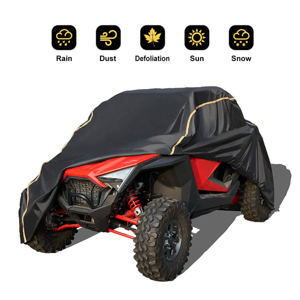Polaris RZR PRO XP UTV Cover Heavy Waterproof 2020+ - Kemimoto