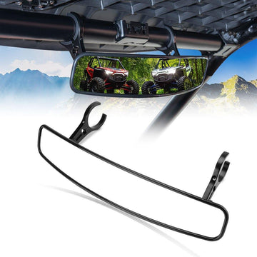 "17"" Universal Car Center Rearview Mirror"
