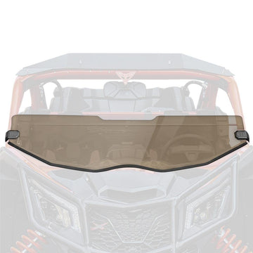 X3 Half Polycarbonate Windshield (Only For USA)