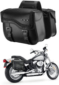 Motorcycle Synthetic Leather Side Bags