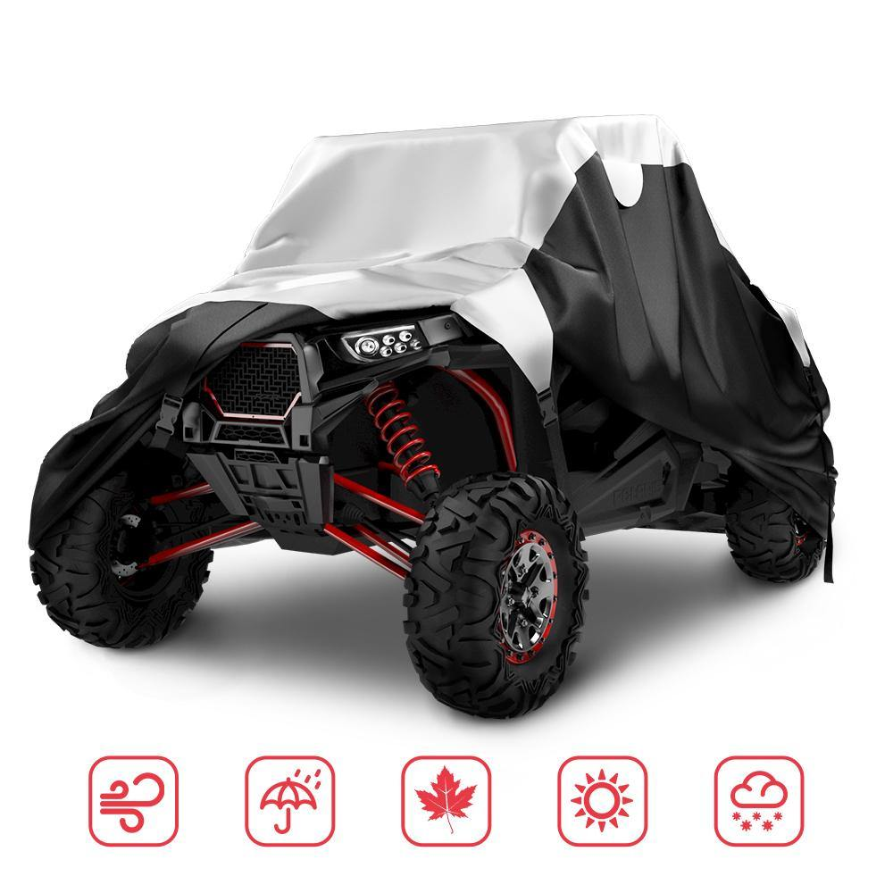 UTV Black Car Cover L17881 - KEMIMOTO