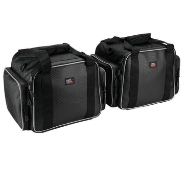 Bid Rear Trunk Liner Organizer Bag Set For Harley Tri Glide trunk