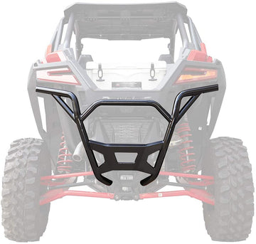 Kemimoto UTV Rear Bumper Compatible with 2020 Polaris RZR PRO XP