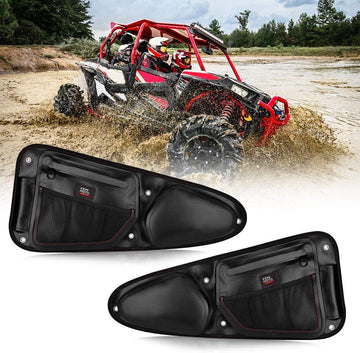 Polaris RZR XP 1000 900 Turbo S Waterproof Side Door Bags Container