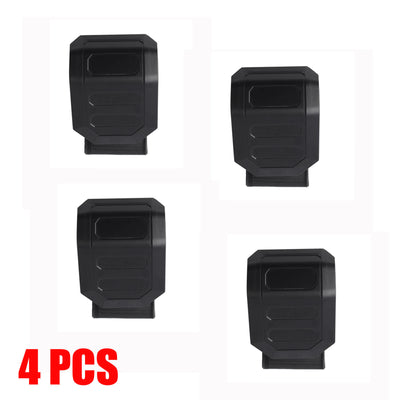 4 PCS Windshield Window Clamps for UTV - Kemimoto