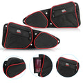 Polaris RZR XP 1000 900XC S900 Front Door Side Door Bags with Knee Pad