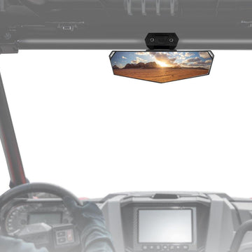 2020 Polaris RZR PRO XP / 4 Center Rear View Mirror