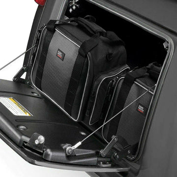 Bid Rear Trunk Liner Organizer Bag Set für Harley Tri Glide Kofferraum