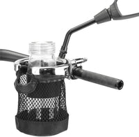 Universal Motorcycle Cup Holder with 1 Inch Handlebar - Kemimoto