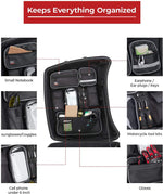 Tour Pack Lid Organizer [Upgrade Version] For Harley - KEMIMOTO